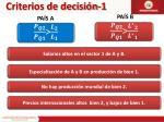 criterios de decisi n 11