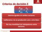 criterios de decisi n 3