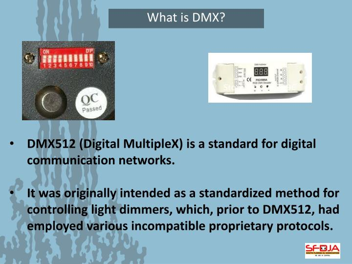 DMX512 (Digital