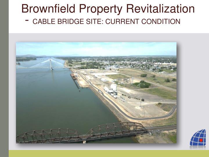 Brownfield Property Revitalization