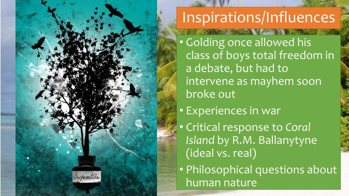 Inspirations/Influences