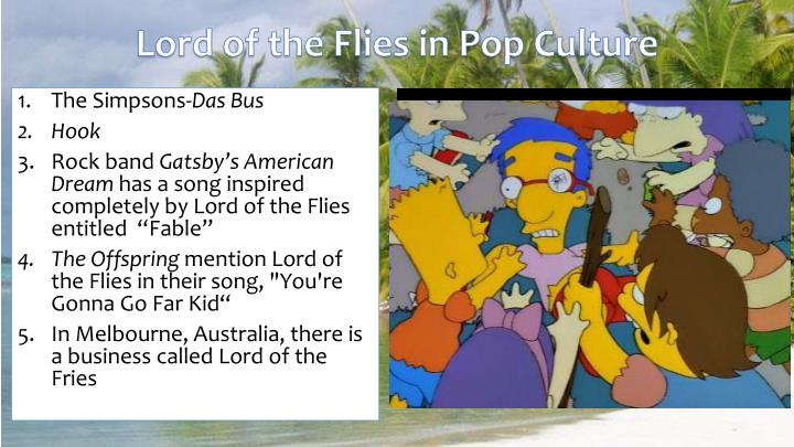 Lord of the Flies in Pop Culture