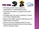 the unia