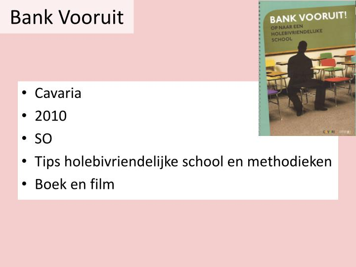 Bank Vooruit