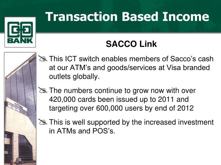 SACCO Link