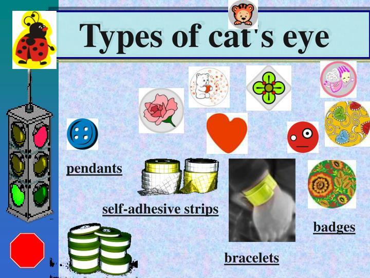 Types of