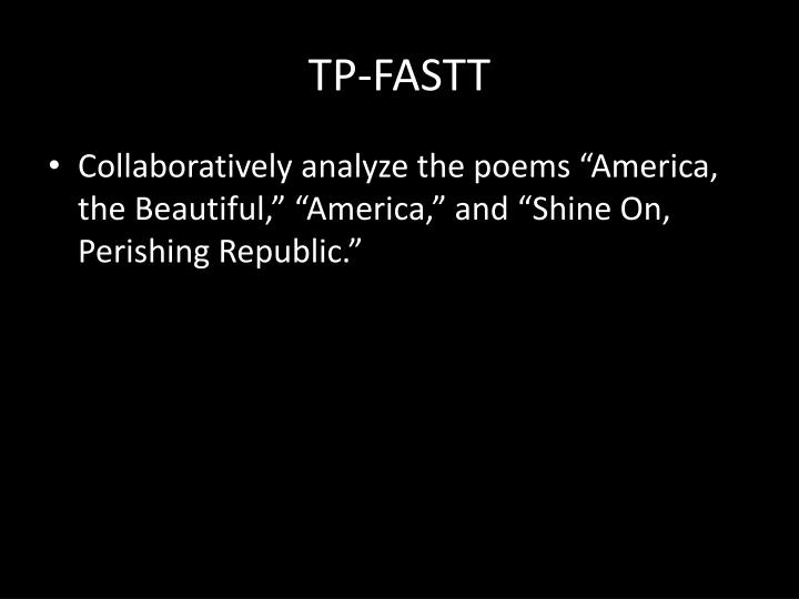 TP-FASTT