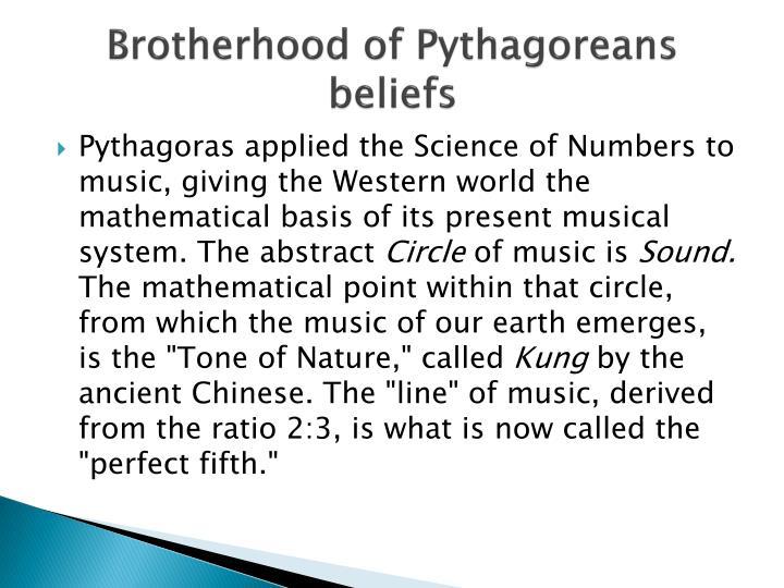 Brotherhood of Pythagoreans