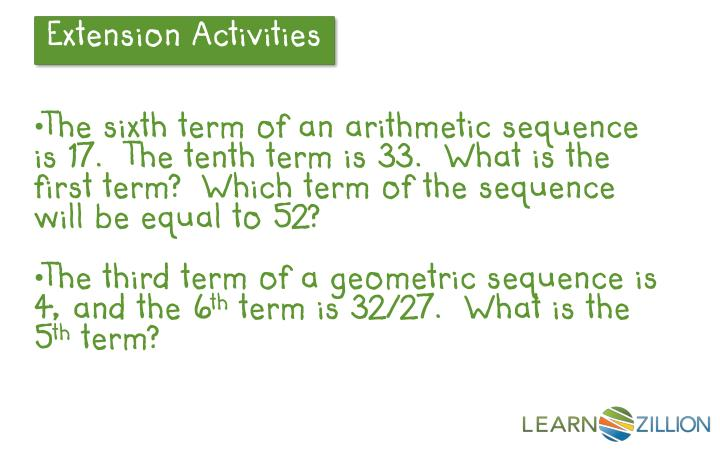 The sixth term of an arithmetic sequence is 17.  The tenth term is 33.  What is the first term?  Which term of the sequence will be equal to 52?