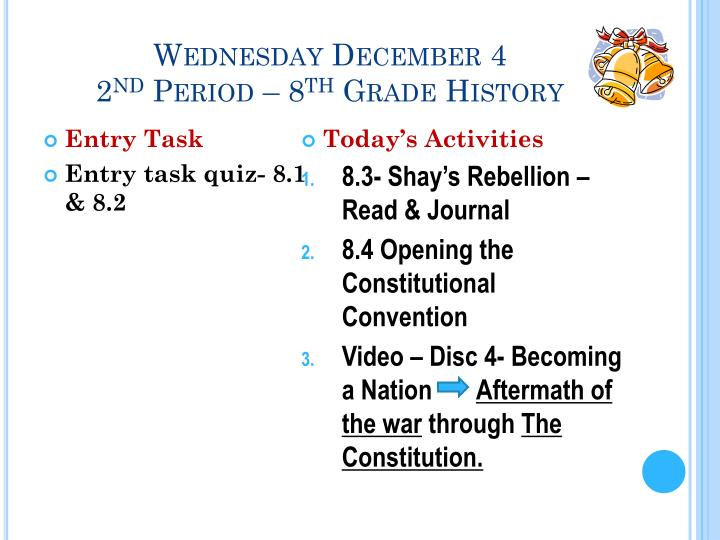Wednesday December
