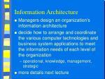 information architecture1