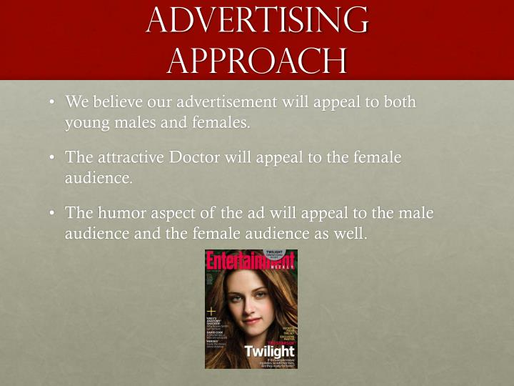 Advertising Approach