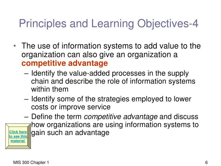 Principles and Learning Objectives-4