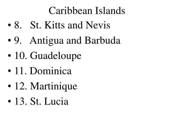Caribbean Islands