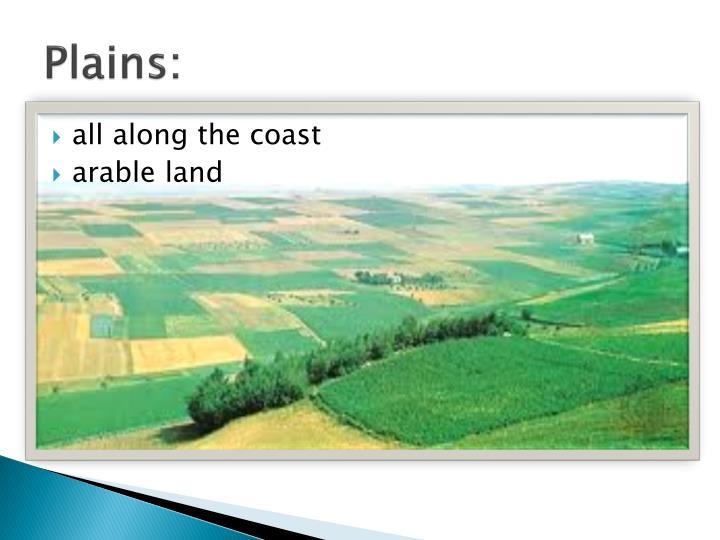 Plains:
