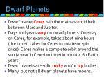dwarf planets1