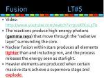 fusion lt 5