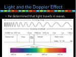 light and the doppler effect1