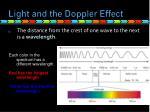 light and the doppler effect2