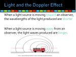 light and the doppler effect3