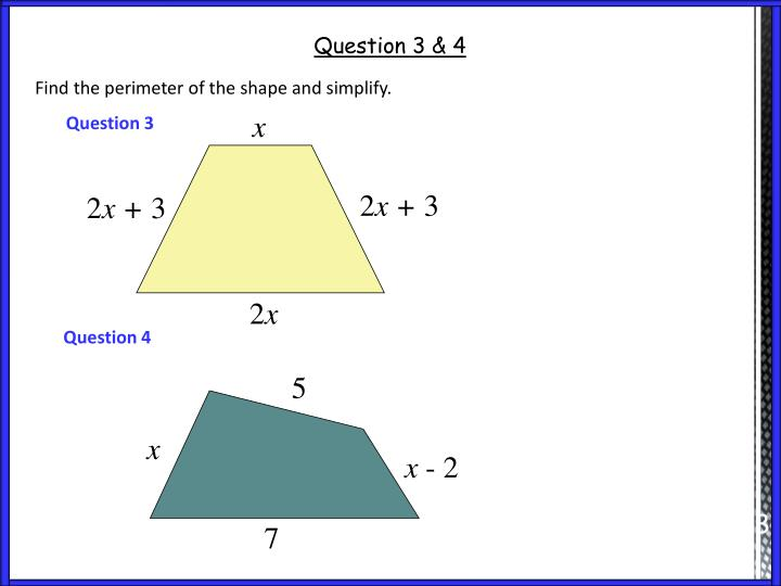 Questions 3