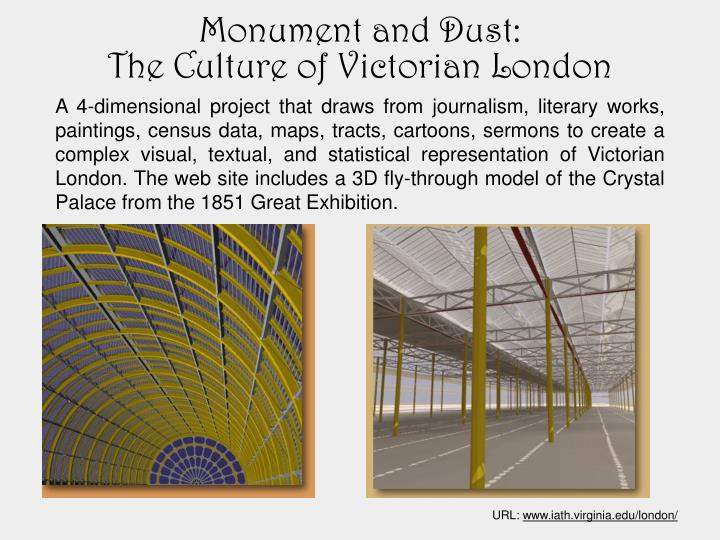 Monument and Dust: