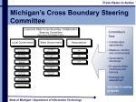 michigan s cross boundary steering committee