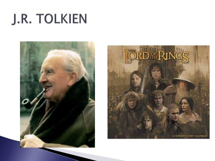 J.R. TOLKIEN