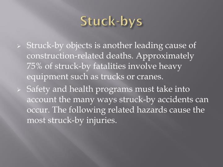 Stuck-bys