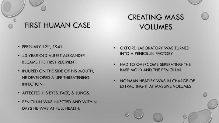 FIRST HUMAN CASE