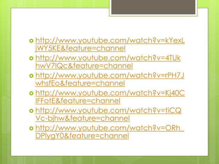 http://www.youtube.com/watch?v=kYexLjWY5KE&feature=channel