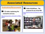 associated resources1
