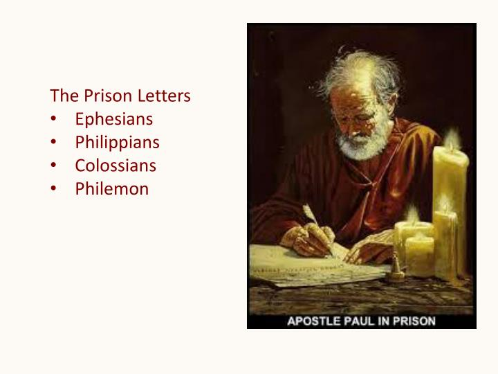 The Prison Letters