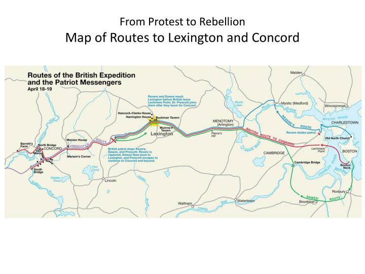 From Protest to Rebellion