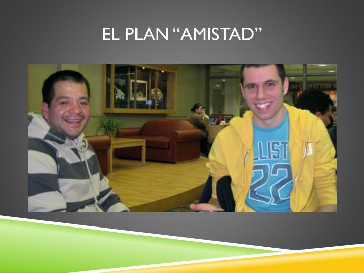 """El plan """""""