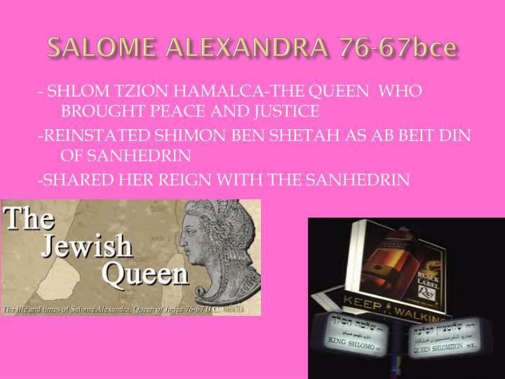 SALOME ALEXANDRA 76-67bce