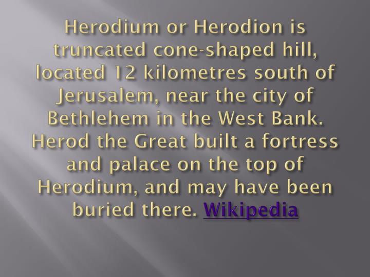 Herodium