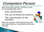 competent person1