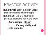 practice activity1