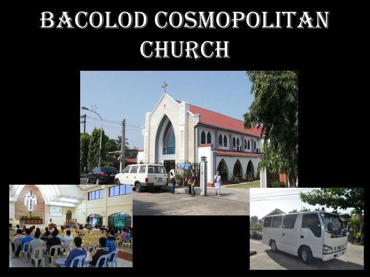 Bacolod Cosmopolitan Church