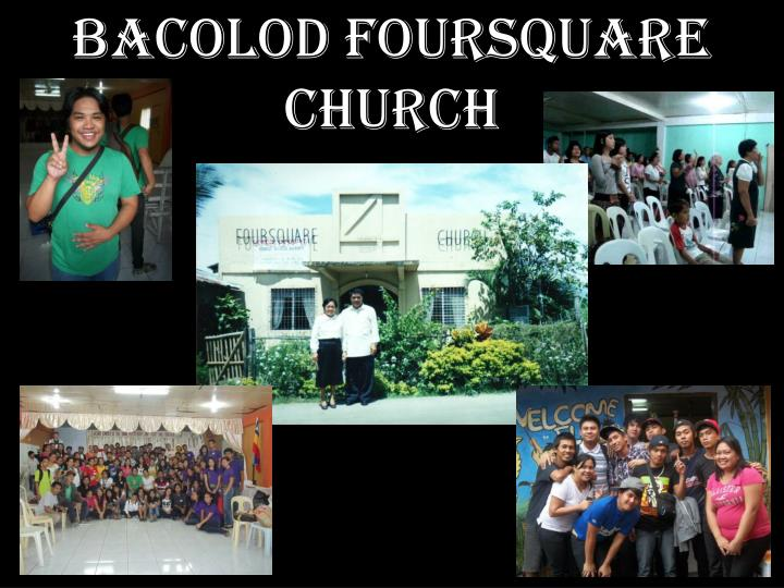 Bacolod Foursquare Church