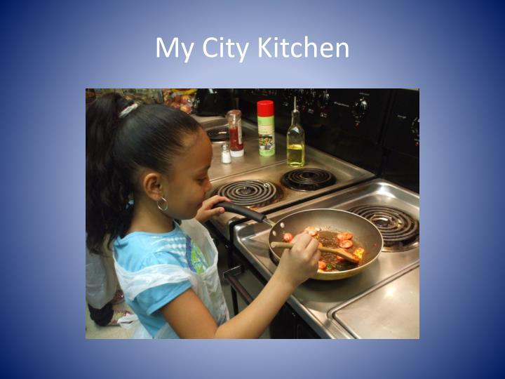 My City Kitchen