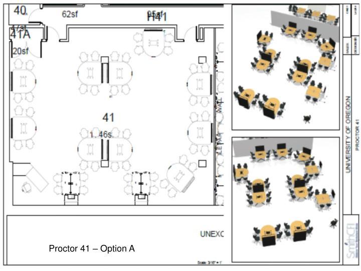 Proctor 41 – Option A