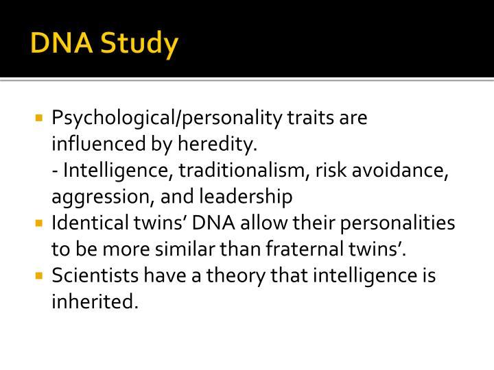 DNA Study