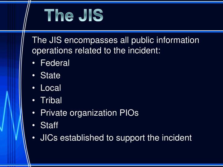 The JIS