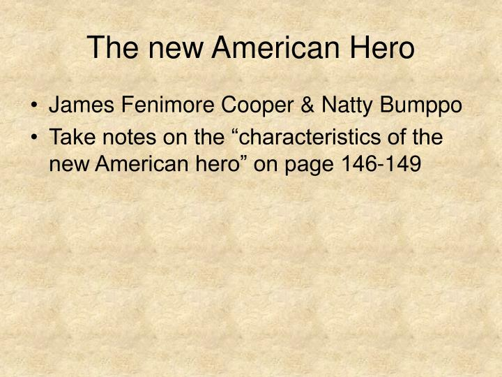 The new American Hero