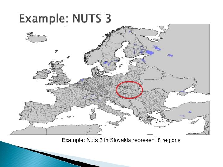 Example: NUTS 3