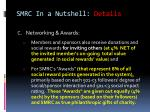 smrc in a nutshell details4