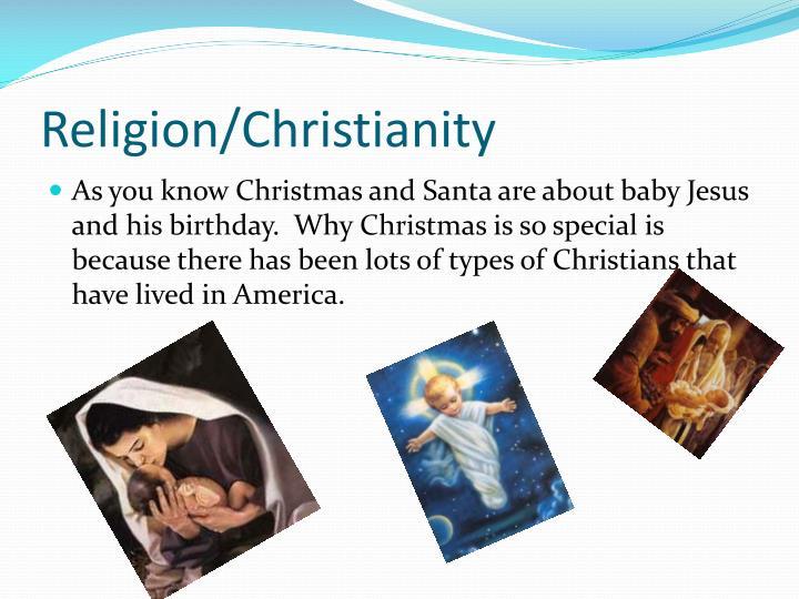 Religion/Christianity