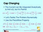 cap charging